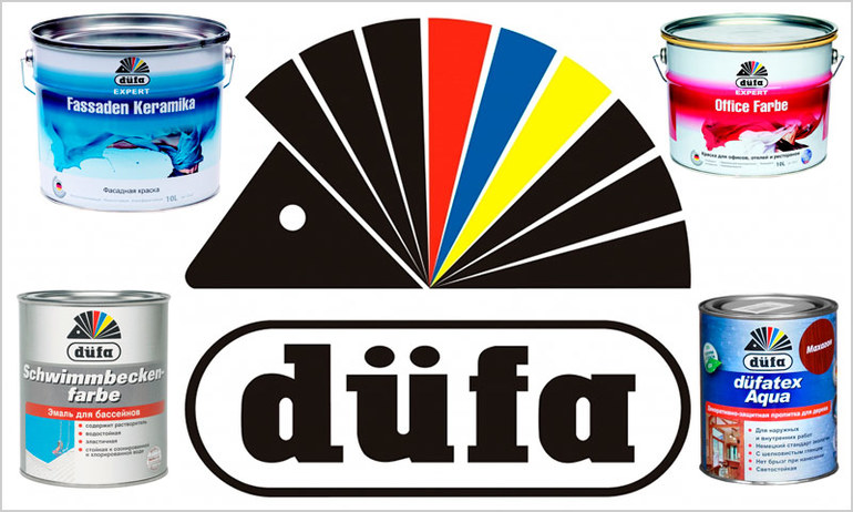 DUFA paint