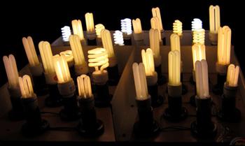 Примеры светового потока