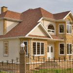 Декоративная отделка фасадов зданий: материалы и технология
