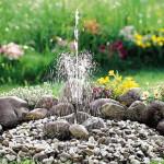 Как сделать в саду фонтан своими руками: идеи и рекомендации