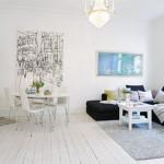 Создание дизайна интерьера дома в скандинавском стиле