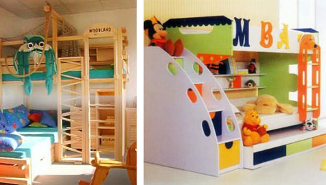 детская для разнополых детей идеи дизайна интерьера