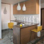 Маленькая кухня: интересные идеи для ремонта