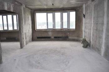 Новая квартира без отделки