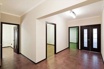 Новая квартира с отделкой