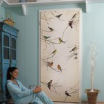 Как декорировать дверь
