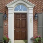 Входная дверь в частный дом:критерии выбора