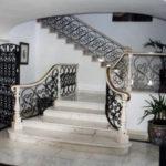 Лестницы из мрамора: правильный выбор