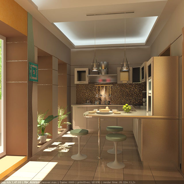 rabochaya zona kuchni 4