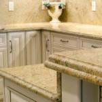 Столешницы из гранита и мрамора — заметный штрих в интерьере