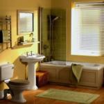 Дизайн интерьера ванной комнаты: полезные аксессуары