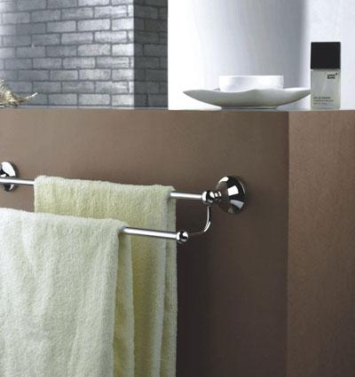 Полотенцедержатель в стиле модерн для ванной комнаты