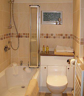 Дизайн ванной комнаты в пастельных тонах