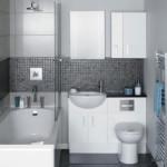 Дизайн ванной комнаты 2 кв м — просто и функционально