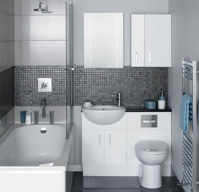 Дизайн ванной комнаты 2 м