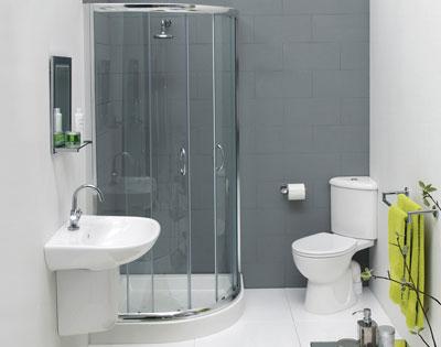 Дизайн ванной комнаты 2 м с душем вместо ванны