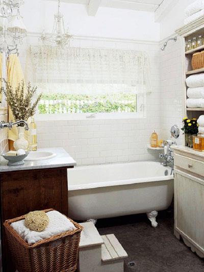 Оригинальные мелочи в дизайне ванной комнаты 3 м кв