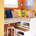 Маленькая детская комната: идеи дизайна
