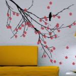 Роспись в интерьере: преображаем пространство с помощью красок
