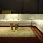 Диван в интерьере гостиной: выбираем с умом