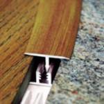 Стыковочные порожки защитят и украсят стыки напольных покрытий