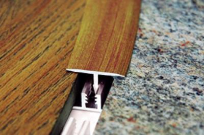 Стыковочные порожки для линолеума и ламината