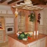 Интерьер кухни в стиле прованс: частичка Франции на вашей кухне