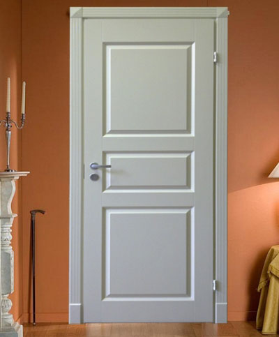 финские белые двери межкомнатные