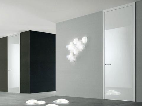 Дизайн и интерьер White Glossy Doors