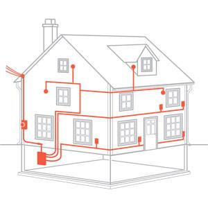 образец проекта электроснабжения частного дома - фото 5