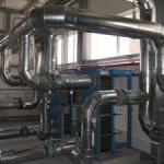 Теплоизоляция для труб отопления: материалы, характеристики, применение