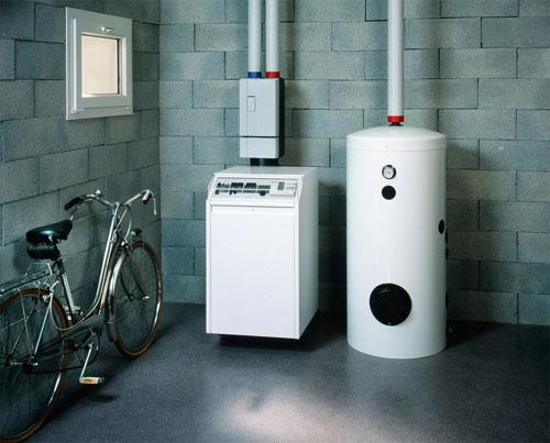 Напольные газовые котлы для системы отопления