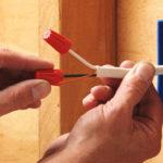 Изолирующие колпачки для скрутки проводов — СИЗ: использование, классификация