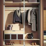 Встроенные шкафы в прихожую: функции, идеи дизайна