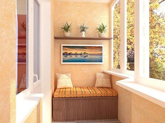 15 идей для уютного балкона ELLE Decoration 88
