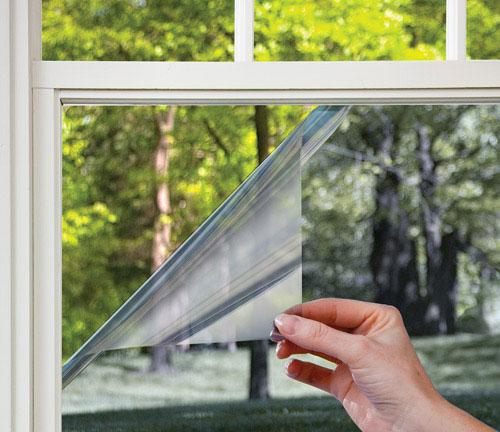 Тонировка стекол на балконе - отличный способ избежать зноя