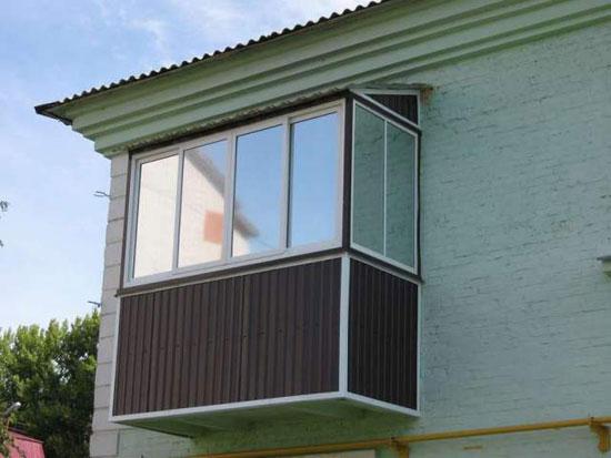 Тонировка балконов: как правильно сделать, рекомендации