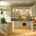 Интерьер кухни в итальянском стиле: модерн или прованс