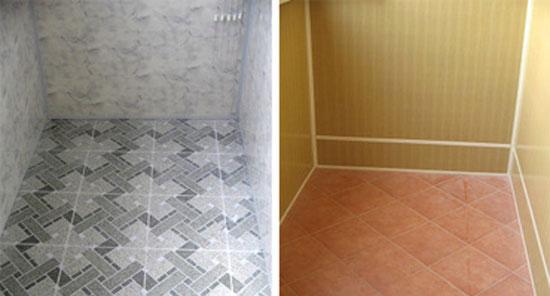 Керамическая плитка - практичное покрытие