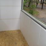 Утепляем балкон пенопластом: особенности монтажа, рекомендации