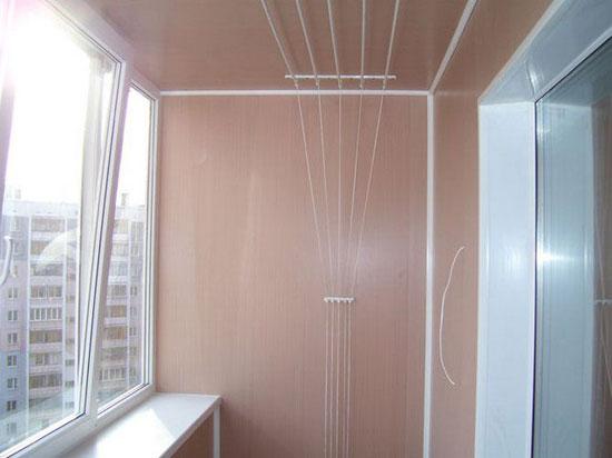 Распашные балконные рамы подойдут для больших балконов и лоджий