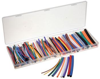 комплект трубок ТУТ разных цветов