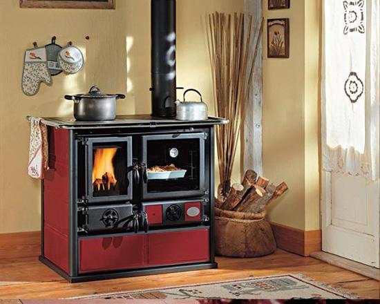 Отопительно-варочная печь для дома
