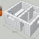 Сколько пеноблоков надо на постройку дома: расчет количества на метр площади строения