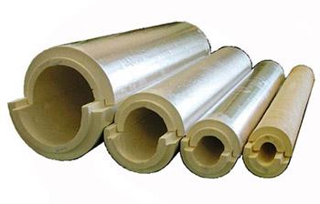 Базальтовая вата для утепления труб