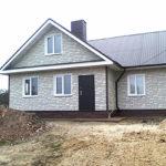 Чем обшить дом из пеноблоков: материалы для облицовки наружних стен и способы отделки