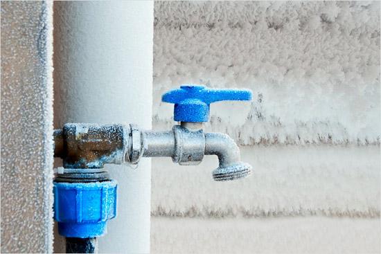 Чем утеплить водопроводную трубу