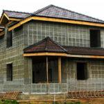 Виды фундаментов для дома из пеноблоков
