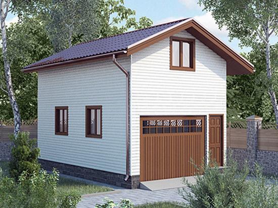 Как оформить строительство гаража