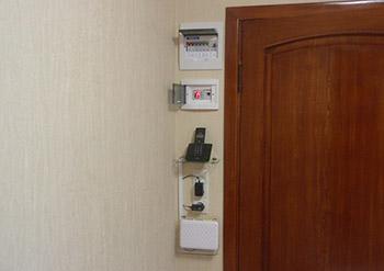 Где установить электрощиток в квартире
